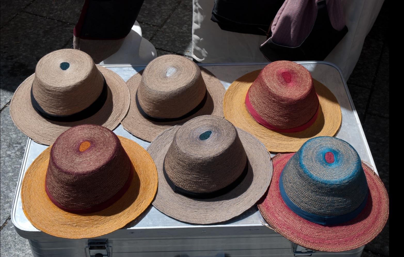 Meine Hüte